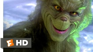 How the Grinch Stole Christmas (1/9) Movie CLIP - The Grinch and Whovenile Delinquents (2000) HD