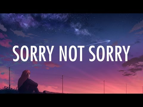Demi Lovato – Sorry Not Sorry (Lyrics)