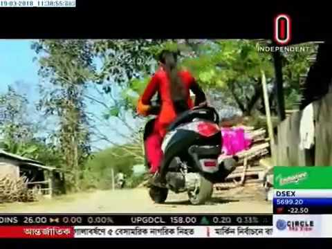 Bandarban women living with wheels against all odds (19-03-2018)