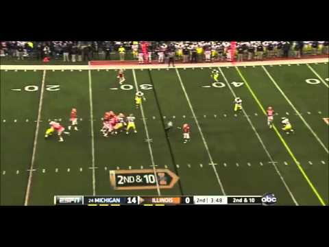 A.J. Jenkins vs Penn St. & Michigan 2011 video.