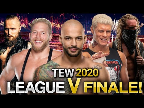 AND THE WINNER IS... | TEW 2020 - LEAGUE V #2 (FINALE)
