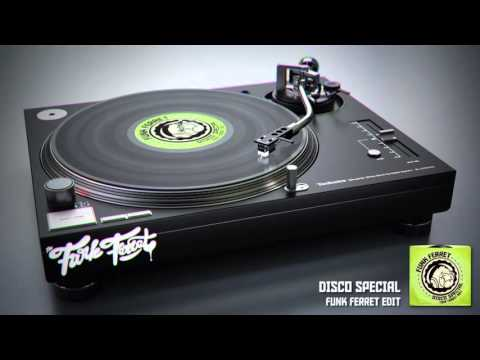Disco Special - Funk Ferret Edit (видео)
