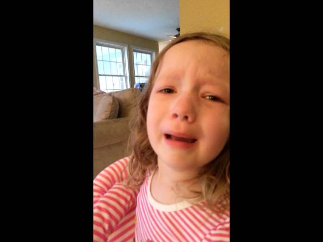 Little Girl Devastated That She Won't Meet George Washington