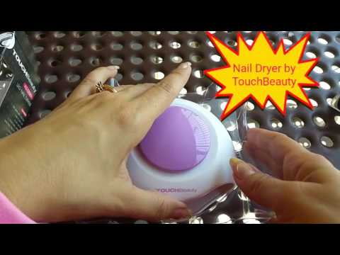 Nail Dryer by TouchBeauty Review