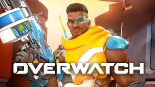 Overwatch - Baptiste Origin Story Official Trailer