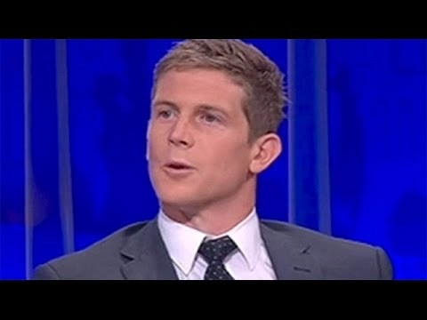 May 14, 2014 – Nick Dal Santo on Footy Show
