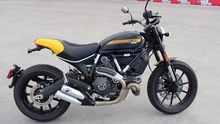 3. 2018 Ducati Scrambler Full Throttle