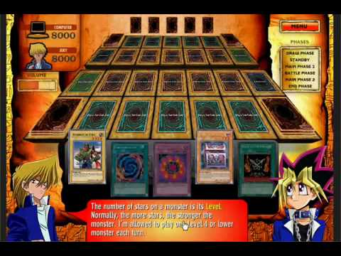 How To Play Yu-Gi-Oh! Trading Card Game – Interactive Demo (part 1)