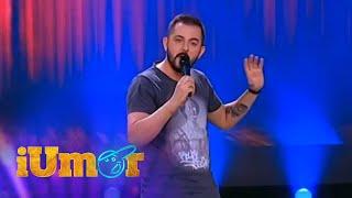 Gabriel Gherghe, stand up comedy de senzatie, la iUmor
