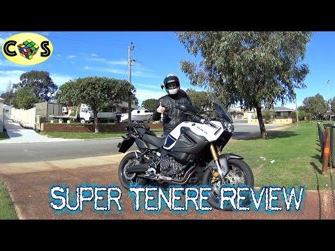 Yamaha XT1200Z Super Tenere: Review