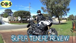 6. Yamaha XT1200Z Super Tenere: Review