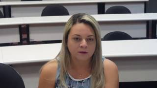 Oficina XPER - Unifor depoimento Joyce 01/04/2017