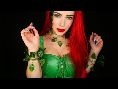 ASMR Poison Ivy DEMANDS Your Tingles ❤️🍃