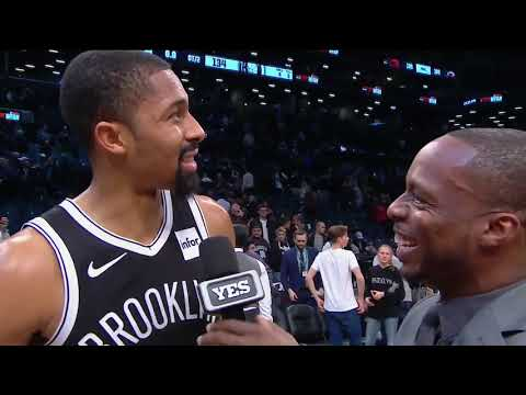 Video: Joe Harris, Spencer Dinwiddie pilot Nets past Charlotte