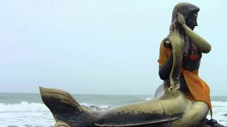 Songkhla Thailand  city photo : The Golden Mermaid at Songkhla, Thailand