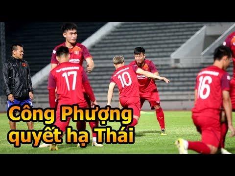 Thử Thách Bóng Đá đi Thái xem Công Phượng , Xuân Trường ĐT Việt Nam VS Thái Lan - Thời lượng: 10:22.