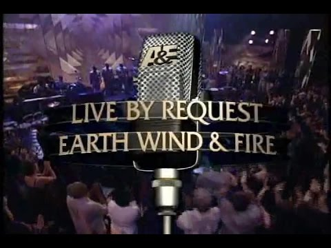 Earth Wind And Fire - Live '99 By Request Concert