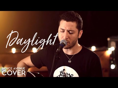 Avenue - Tickets + VIP Meet & Greets: http://smarturl.it/BATour iTunes: http://smarturl.it/NAS5e Spotify: http://smarturl.it/NASV5eSpotify Boyce Avenue cover of