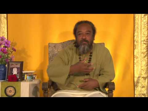Mooji Video: The Story of the Zen Monk