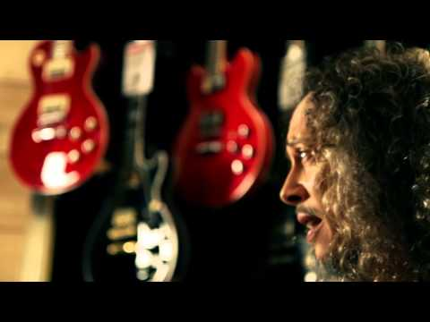 center - Kirk Hammett shared some pretty cool stuff with us in the Guitar Center San Francisco store. History, influences, and even a timeless riff he wrote when he w...