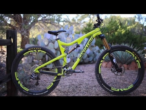 Santa Cruz Bronson C: 2014 Bible of Bike – Mountain Bike Tests