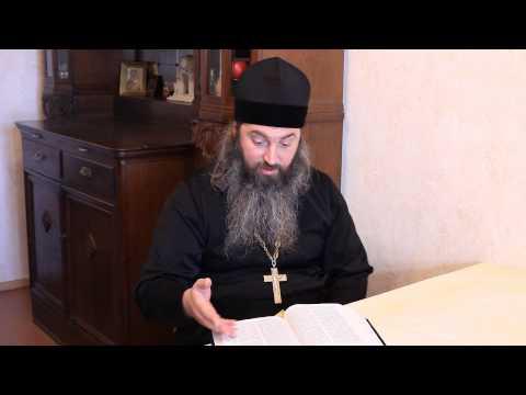 Беседа на Евангелие в Неделю о Страшном суде. 2015.02.15