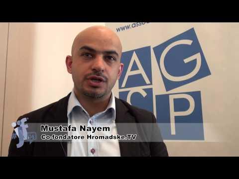"IJF14 – ""Ucraina, reporter in trincea"""