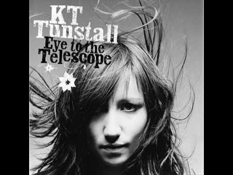 Tekst piosenki KT Tunstall - Through the dark po polsku