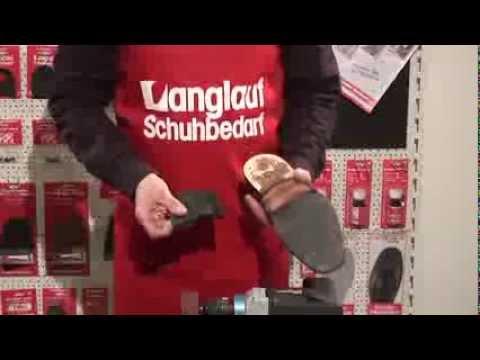 Absätze selber reparieren – Anleitung zur Schuhreparatur von Langlauf Schuhbedarf GmbH