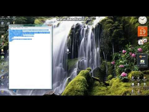 Как создать Winlоскеr с помощью блокнота - DomaVideo.Ru