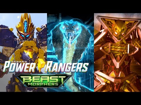 Power Rangers Beast Morphers EXCLUSIVE Official Trailer   Coming Soon in 2019!