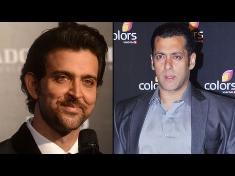 Hrithik Roshan Replaces Salman Khan