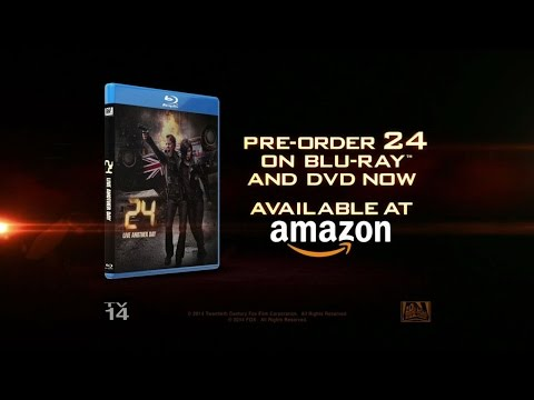 twentyfourspoilers - 24: Live Another Day DVD and Blu-Ray Promo which will have the return of Tony Almeida! http://www.24spoilers.com/ Like us on Facebook: https://www.facebook.c...