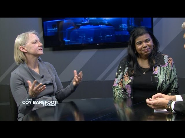 Coy Barefoot: Edwina Strose and Dede Smith