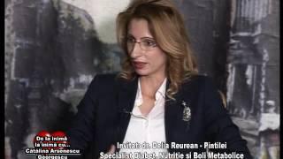 Emisiunea De la inima la inima - Invitata DELIA REUREAN