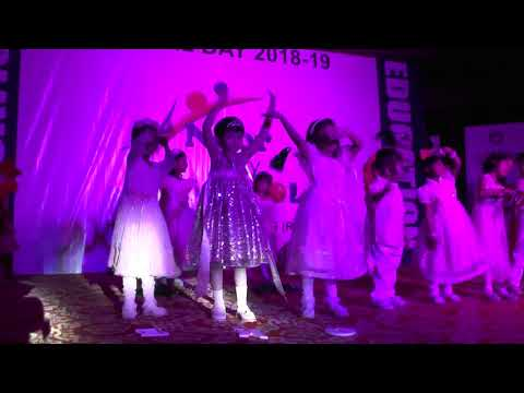 Noor City School Wellcome Perform By Montessori Class