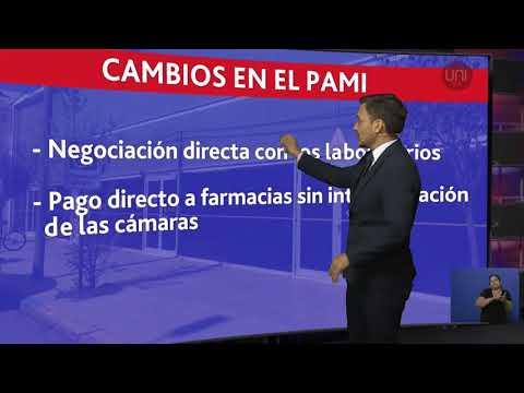 Cambios en el PAMI para bajar precios de medicamentos