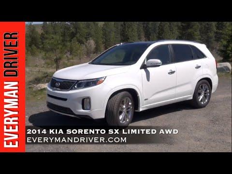 2014 Kia Sorento DETAILED Review on Everyman Driver