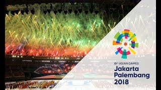 Bright As The Sun   2018 Asian Games Jakarta - Palembang   Official Theme Song