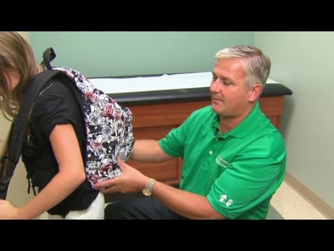 Are Your Kids Complaining Their Backpack Is Hurting Their Back?