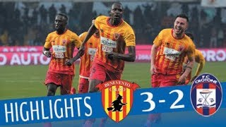 Video Benevento - Crotone 3-2 - Highlights - Giornata 25 - Serie A TIM 2017/18 MP3, 3GP, MP4, WEBM, AVI, FLV Februari 2018