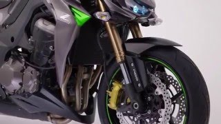 9. Kawasaki Z1000 2016 Official Review