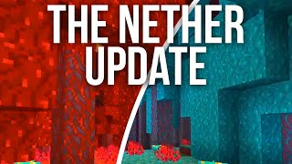 Every New Block in the Nether Update Biomes
