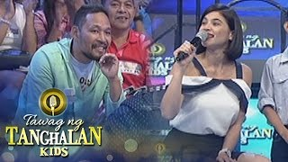Video Tawag ng Tanghalan Kids: Anne sponsors a sling for Gabriel's father MP3, 3GP, MP4, WEBM, AVI, FLV Agustus 2018