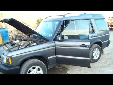 FOtos Land Rover Discovery II '03 042