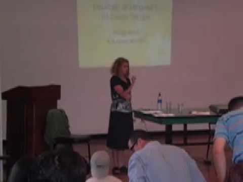 Video Charla 8 agosto 2009 T Holcomb M Berke
