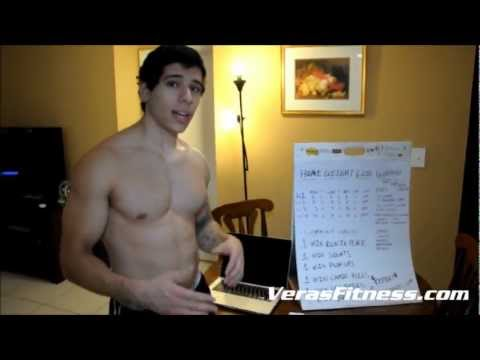 Weight Loss Workout – Easy Home Weight Loss Workout
