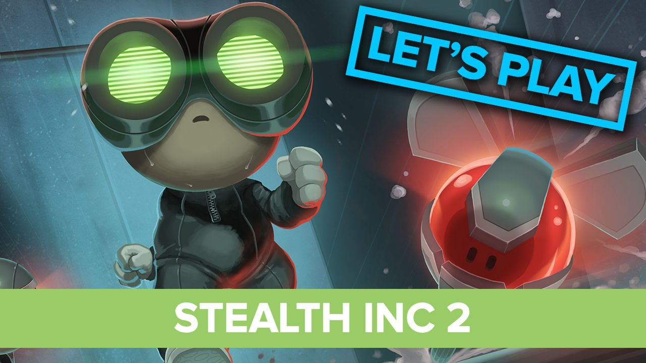 Let's Play Stealth Inc 2 on Xbox One – Tiny Robot Murder Gameplay