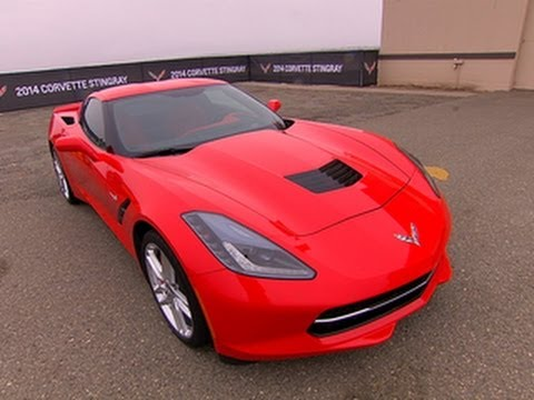 Corvette - http://cnet.co/18GvD4y The all-new Vette Stingray: low tech in ways that work! Filling your car at home, and we don't mean with electricity. Plus, five class...