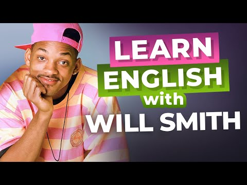 Learn English with Will Smith in The Fresh Prince of Bel-Air
